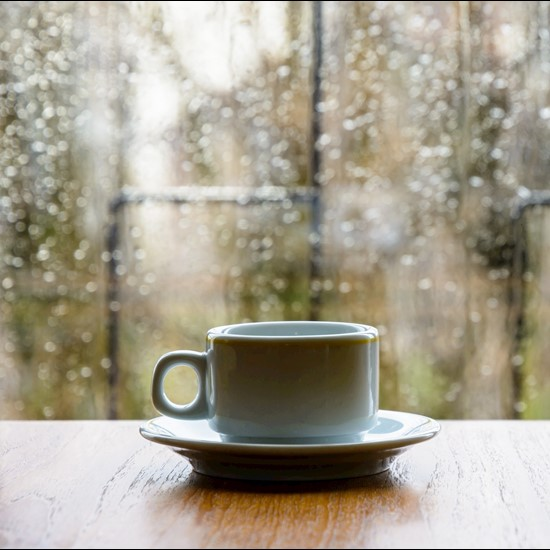 Coffee Mug Home Window